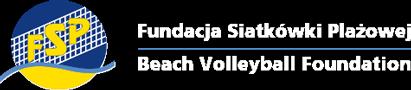 Fundacja Siatkówki Plażowej Logo